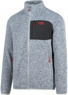 Джемпер THE NORTH FACE M Arashi Inner Fleece р. L серый меланж T937FQDYX
