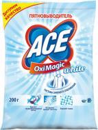 Пятновыводитель ACE Oxi Magic White 200 гр 200 г