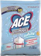 Плямовивідник ACE Oxi Magic Whitе 200 г