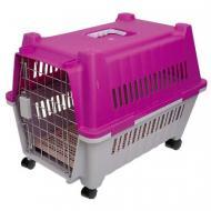 Переноска для кошек и собак AnimAll P 784 58х40х43 см Фиолетовый (68402)