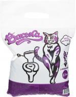 Наповнювач для котячого туалету  з лавандою 2,5 кг
