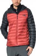 Куртка-пуховик THE NORTH FACE M Trevail Hoodie р. M красный T939N487D