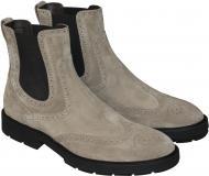 Ботинки Tods STIVALETTO UOMO / MAN ANKLE BOOT XXM46A0U20XHG0-V605 р.UK 7 зеленый