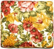 Подушка Bella Vita Квіти 50х45х5 см