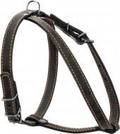 Шлея Collar одинарна для дрібних порід собак 14 мм чорний