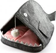Будиночок для тварин DigitalWool Риба-кит без подушки DW-91-14
