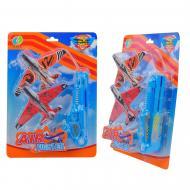 Ігровий набір Літак-запускалка з пістолетом (2 види в асортименті) K801