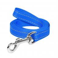 Повідець Dog Extreme з нейлону 1,4х200 см блакитний