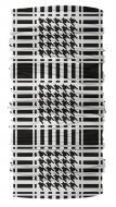 Бандана-трансформер (Бафф) Арафатка 1 Черно-белый (BT090/1)