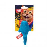 Іграшка для котів Fancy Pets Акула м'яка FPS4