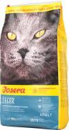 Корм Josera Leger Adult Light для малоактивних котів 400 г