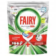Таблетки для ПММ Fairy Platinum Plus 40 шт.