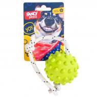 Іграшка для собак Fancy Pets М'ячик на мотузці FPP9