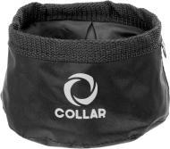 Миска COLLAR Dog Extreme для води та корму кругла 15х8 см 1523
