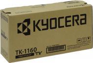 Тонер-картридж Kyocera TK-1160 7.2K black