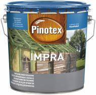 Защитное средство Pinotex Impra для скрытых конструкций зеленый 3 л