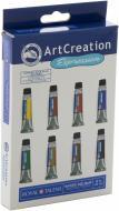 Набір акварельних фарб ArtCreation 8 шт. 9022008M Royal Talens