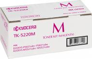 Тонер-картридж Kyocera TK-5220M 1.2K magenta