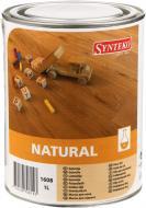 Масло SYNTEKO Natural мат бесцветный 1 л