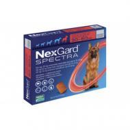 Таблетки Boehringer Ingelheim NexGard Spectra против паразитов для собак XL 30-60 кг (56795)