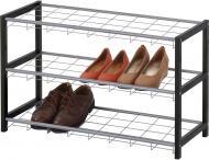 Подставка для обуви Хаген 310x800x500 мм / черный