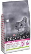 Корм Purina Pro Plan Delicate з ягням 1,5 кг