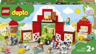 Конструктор LEGO DUPLO Хлів, трактор і догляд за тваринами 10952