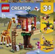Конструктор LEGO Creator Будиночок на дереві під час сафарі 31116