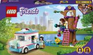 Конструктор LEGO Friends Швидка ветклініки 41445