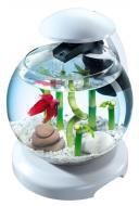 Акваріум Tetra Cascade Globe Aquarium White, 238909