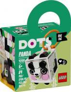 Конструктор LEGO Dots Брелок для сумочки «Панда» 41930