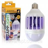Лампочка отпугиватель от комаров zapplight (5052)