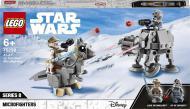 Конструктор LEGO Star Wars Мікровинищувачі: AT-AT проти таунтауна 75298