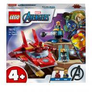 Конструктор LEGO Super Heroes Marvel Залізна Людина проти Таноса 76170
