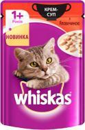 Корм Whiskas крем-суп з яловичиною 85 г