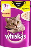 Корм Whiskas крем-суп з куркою 85 г