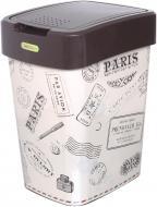 Відро для сміття із поворотною кришкою Євро 121067 10 л