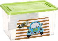 Контейнер для зберігання пластиковий Алеана «Smart Box» My Car 3,5 л 140x245x160 мм