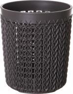 Органайзер пластиковий Curver 234670 Knit круглий 110x100x100 мм