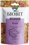 Корм Природа для риб Біовіт Базіс 10г