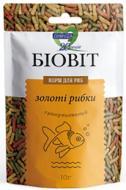 Корм Природа для риб Біовіт Золоті рибки 10г