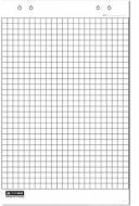 Блок бумаги для флипчартов в клетку 64х90 см 30 листов BM.2299 Buromax