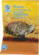 Корм Скалярія для черепах креветка суха 10 гр