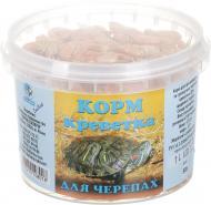 Корм Скалярія для черепах креветка суха 50 гр
