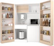 Кухня Смарт-Софи (с системой Slide Line) ДСП 1.2 м