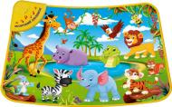 Розвиваючий килимок Країна Іграшок Співоче подвір'я KI-782-U