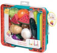 Ігровий набір Battat для двох Овочі-фрукти на липучках