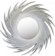 Зеркало Embawood Солнце 1000x1000 мм серебристый