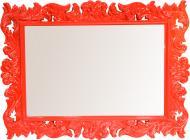 Зеркало Embawood 001/01 720x990 мм красный