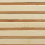 Шпалери бамбукові LZ-0813  17/7,6 мм 1,5 м натуральні
